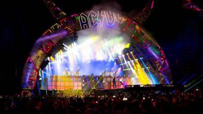 Concierto de AC/DC.