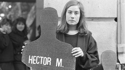 Paz Errázuriz. Mujeres por la vida, de la serie Protestas, 1988.