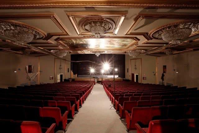 Teatro Albeniz.