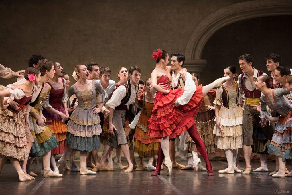 'Don Quijote', de la Compañía Nacional de Danza.
