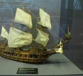 Exposición 'Pacífico. España y la aventura de la Mar del Sur'.