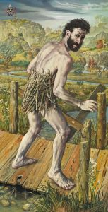 Gabriel Grün Yantorno. El traje de ramas.