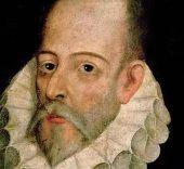 Juan de Jáuregui. Retrato de Miguel de Cervantes, 1600.