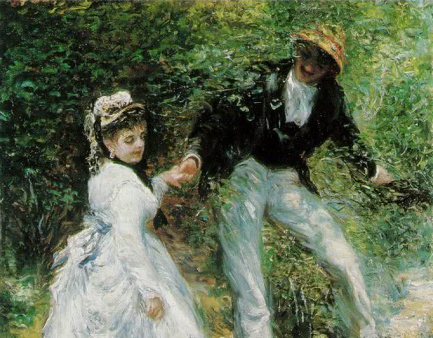 Resultado de imagen de Renoir. Intimidad thyssen