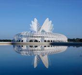 Santiago Calatrava. University of South Florida. Foto: Alan Karchmer.