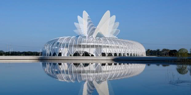 Santiago Calatrava. University of South Florida. Foto: Alan Karchmer.