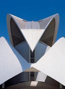 Santiago Calatrava. Opera House, Valencia, Spain. Foto: Palladium Photodesign/Oliver Schuh.