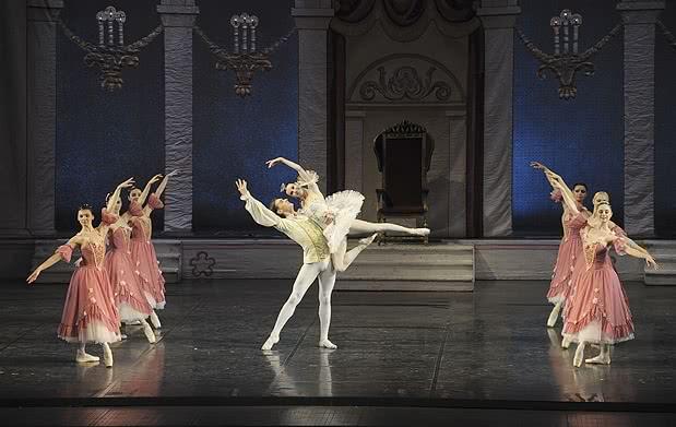 El Cascanueces. Ballet Nacional Ucraniano de Odessa
