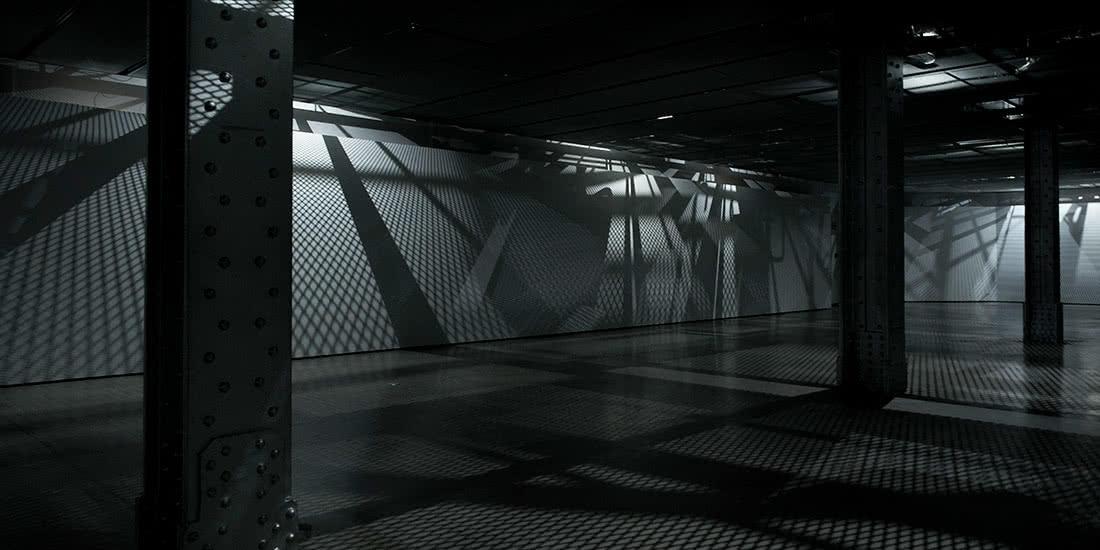 Pablo Valbuena. KINEMATOPE [paisaje técnico].