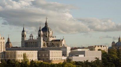 Museo de las Colecciones Reales.