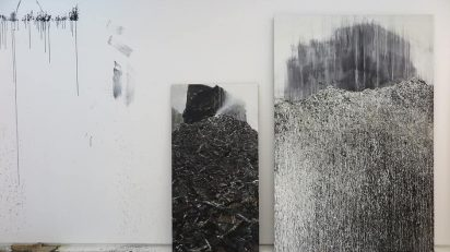 Hugo Fontela. Pinturas extrañas.
