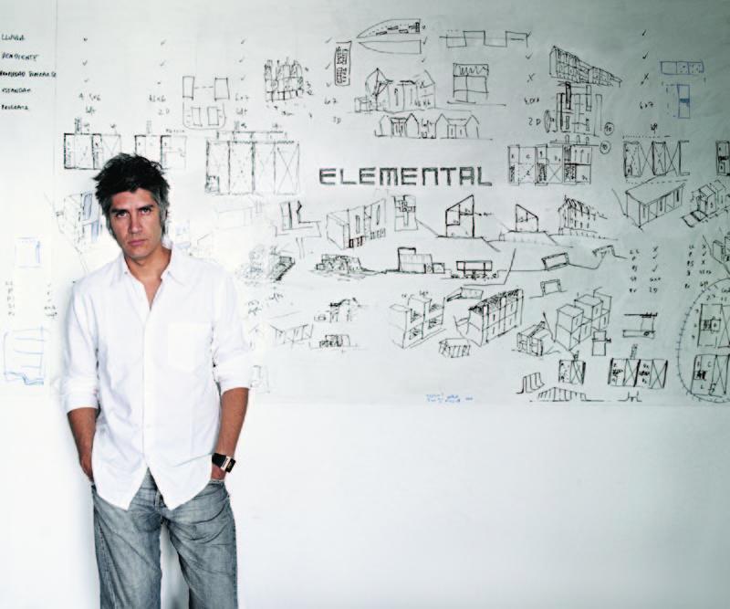 Alejandro Aravena.