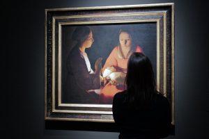 Exposición 'Georges de La Tour'. Foto: Sonia Aguilera.