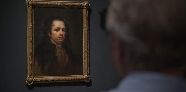 Goya Visiones de carne y hueso
