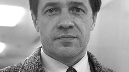 Pierre Boulez (1968) de Joost Evers / Anefo - Nationaal Archief. Disponible bajo la licencia CC BY-SA 3.0 vía Wikimedia Commons.