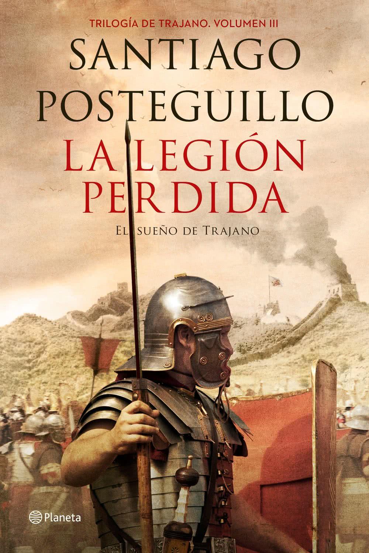 Santiago Posteguillo La legion perdida