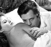 Claudia Cardinale y Marcello Mastroianni en 'Il bell'Antonio' (1959).