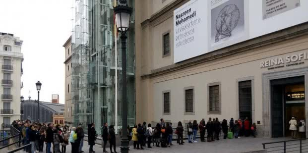 Museo Reina Sofía.