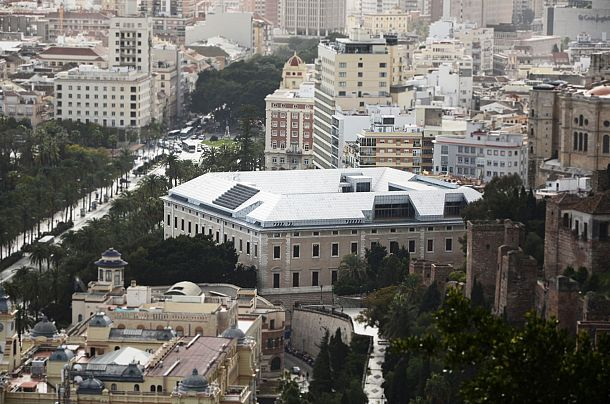 Cuenta atrás para la apertura del Museo de Málaga