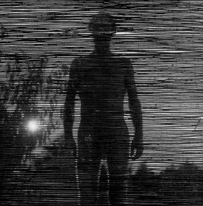 Alberto García-Alix. Autorretrato Escondido en mi miedo. 2009.