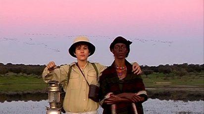 Fotograma de Ejercicio 2: Ficción, de María Pérez Sanz, Gran Premio Jameson a la mejor película en la edición XIII de JamesonNotodofilmfest.