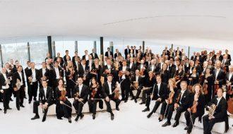 Orquesta Sinfónica de Viena. Foto: Andreas Balon.