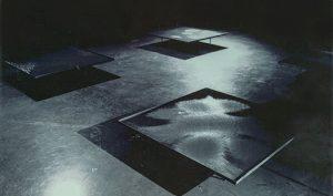 Mikel Arce, *.Wav, 2004. Instalación sonora. Colección del artista.