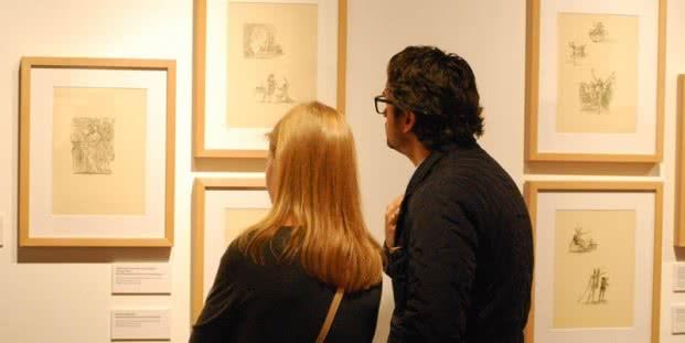 Salvador Dalí, contador de historias (Foto: Marta P. Murado).
