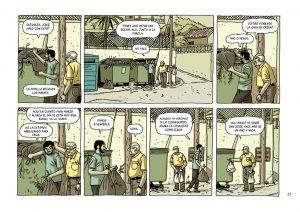 Viñetas de 'La casa' de Paco Roca.
