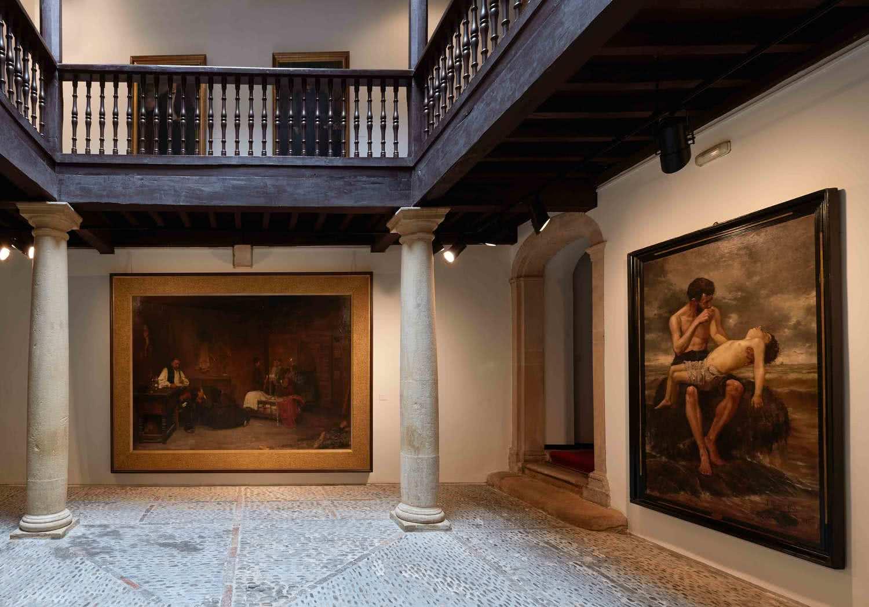 El Museo de Bellas Artes de Asturias culmina su reforma  hoyesarte.com - Pri...
