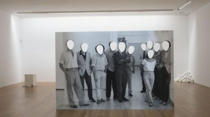 María Luisa Fernández. Artistas ideales, 1997. Foto: cortesía MARCO Vigo/Enrique Touriño.
