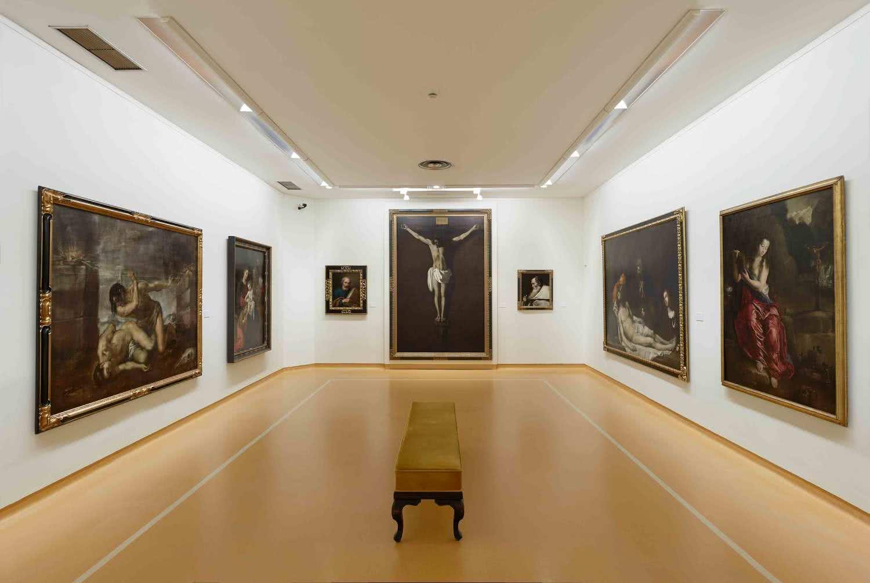 Marcos Morilla, Museo de Bellas Artes de Asturias.