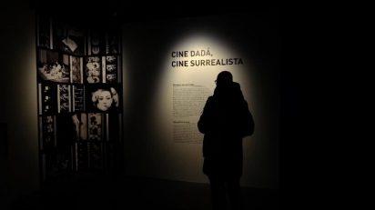 Cine Dadá, cine surrealista. Centre Pompidou Malaga.