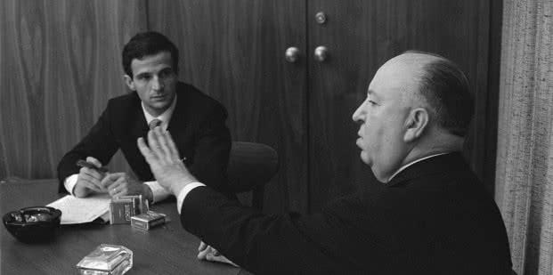 Francois Truffaut Alfred Hitchcock