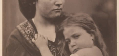 Julia Margaret Cameron. Peace, 1864.