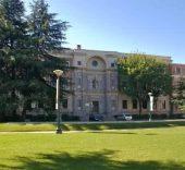 Fachada del Archivo Histórico Nacional. Madrid © Ministerio de Cultura.