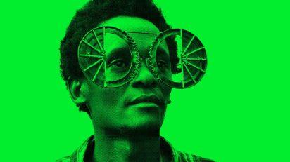 Cyrus Kabiru, Gafas maravilla (C-Stunners) 2012. Sol Caribeño (Caribbean Sun). © Cyrus Kabiru. Foto: Miguel Luciano.