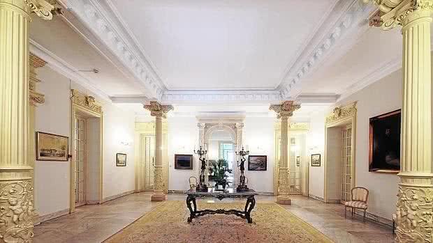 Palacete de Joaquín de la Torre y Angulo. Embajada de Suecia.