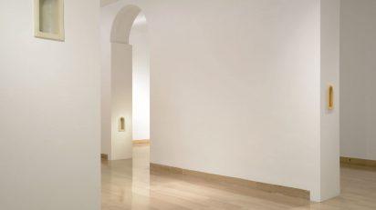 """Valeska Soares. Sin título, 1995. Cera y aceite perfumado. Colección """"la Caixa"""" de Arte Contemporáneo. © Valeska Soares."""