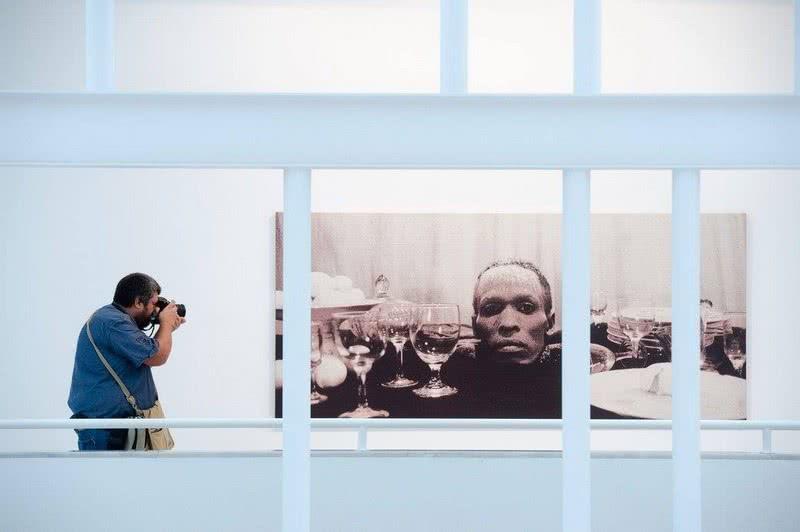'Iconocracia. Imagen del poder y poder de las imágenes en la fotografía cubana contemporánea'. CAAM.
