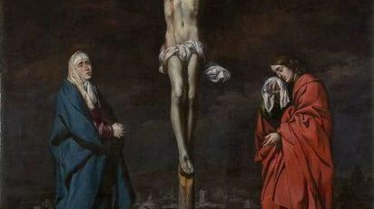 Antonio del Castillo. Calvario de la Inquisición, Museo de Bellas Artes de Córdoba.