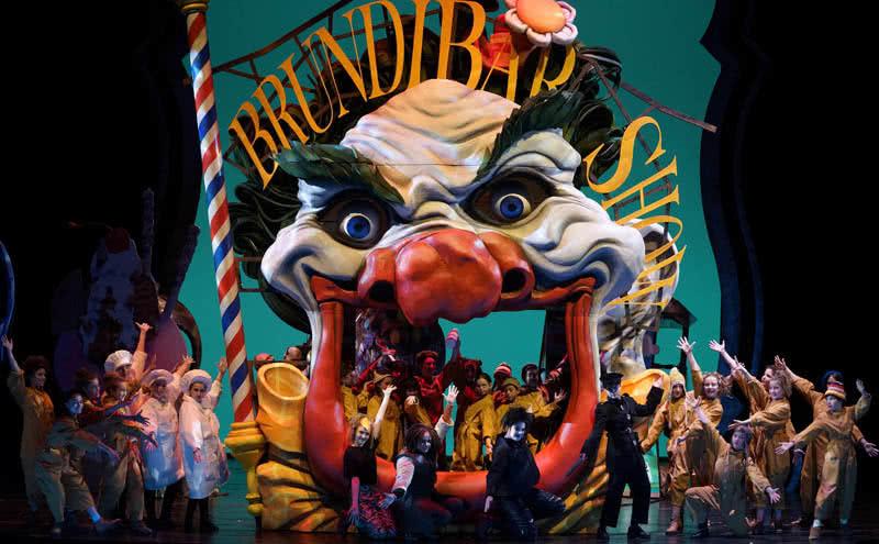 Escenas de 'Brundibár' en el Teatro Real. © Javier del Real   Teatro Real.