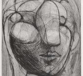 Pablo Picasso. Cabeza de Marie-Thérèse