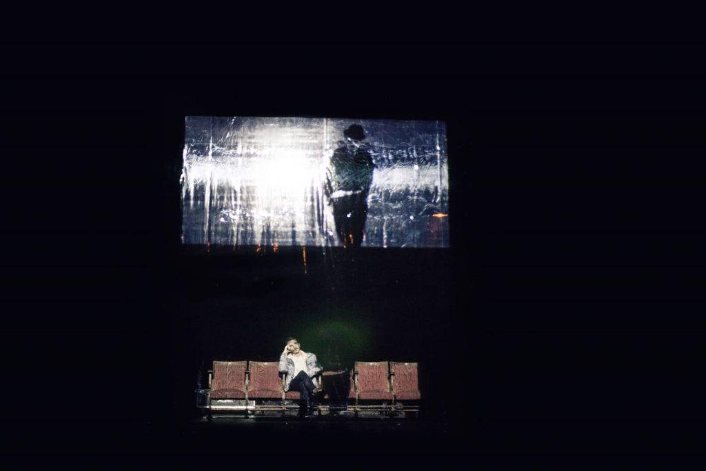 'Cine'. Foto: Mario Zamora.