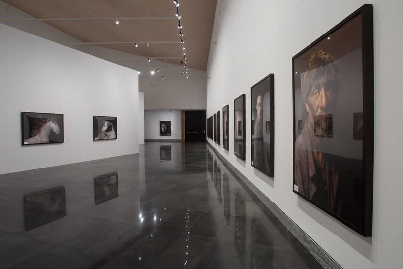 Pierre Gonnord. De Laboris. Museo Universidad de Navarra. 2016. ©Manuel Castells.