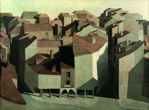 Gonzalo Chillida. Segovia, 1953. Museo San Telmo.