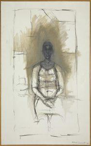 Alberto Giacometti. Caroline, 1965.