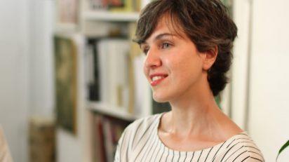 Beatriz Alonso. Foto: Iván García Fernández.