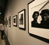 Exposición 'Bruce Davidson'.