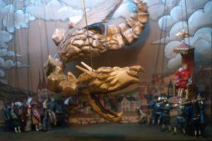 'La Enciclopedia de los dragones', de Teatro Tehb.